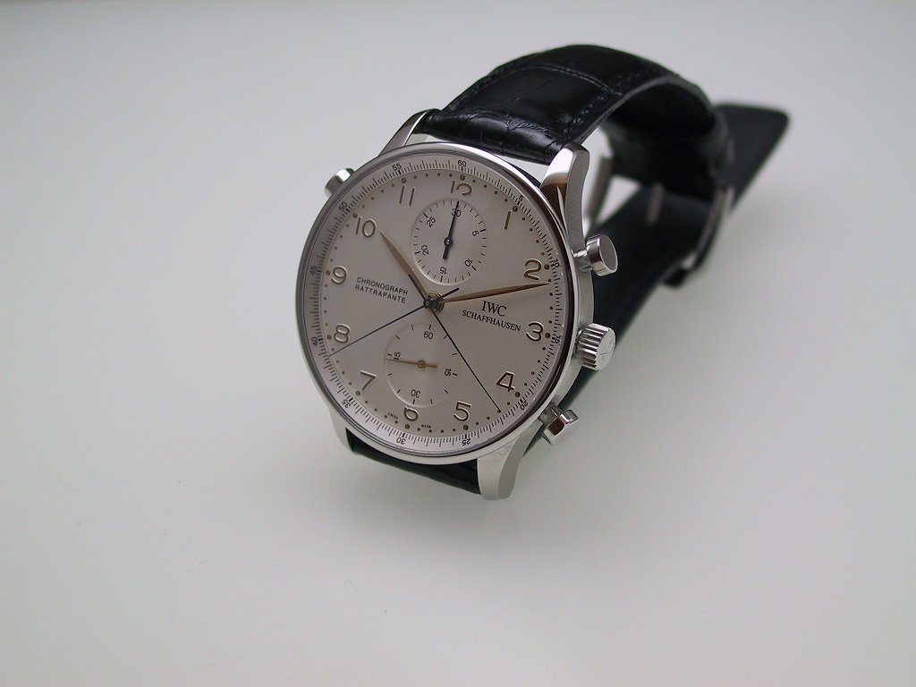how to tell fake iwc