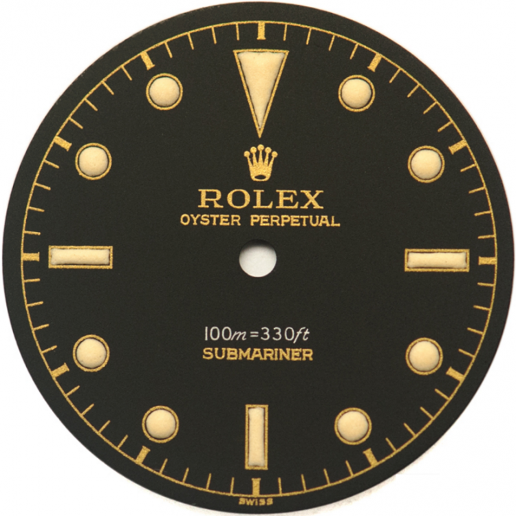decals print dials the rolex area rwg