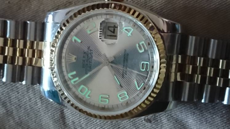 Sh 3135 to gen - Watch Repair & Upgrade - RWG